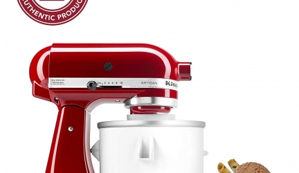 KitchenAid ice cream maker review – KICAOWH